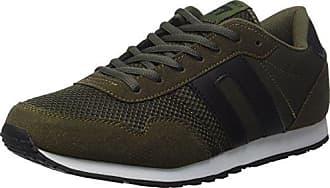 Puma Zapatillas de Material Sintético Para Hombre Gruen/Weiss 16, Color, Talla 41 UE