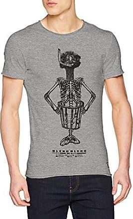 20703435, T-Shirt Homme, Gris (Stone Mix 70813), MBlend