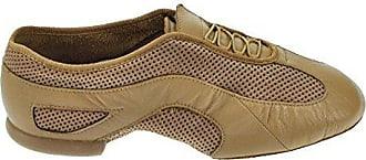 Bloch 329 Shirley PU Hahn-Schuh mit niedrigem Absatz 35 EU 2L UK