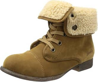 Blowfish Test BF2406 AU12, Damen Boots, Braun (earth fawn PU BF223), EU 36