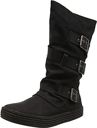 Madrid, Boots Classiques Femme - Gris (Steel Grey), 37 EU (4 UK)Blowfish