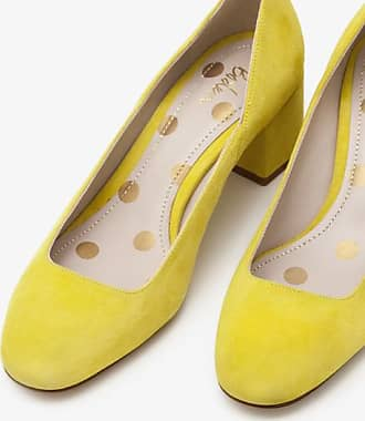 Hope Pumps mit mittelhohem Absatz Yellow Damen Boden 39