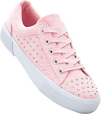 Sneaker in rosa von bonprix Bodyflirt