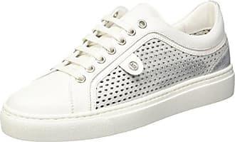 Meseta PF, Baskets Femme, Blanc (1010 White 1010 White), 39 EUKappa