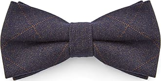Pale Blue Pointy Bow Tie Bohemian Revolt