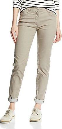 1205243 - Pantalon - Slim - Femme, Vert (soft green 7710), W44Bonita