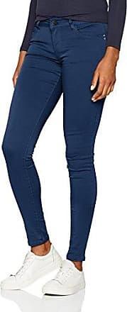 Jean droit en coton bio - Bleu - BleuEsprit
