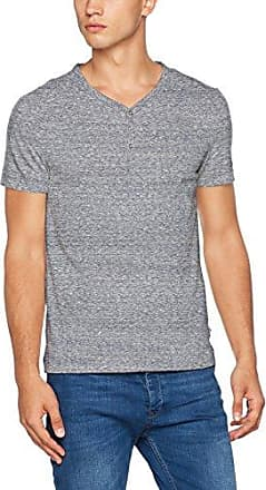 Skemath, T-Shirt Homme,Bleu Foncè (Denim Bleu 306), Small (Taille Fabricant: S)Bonobo