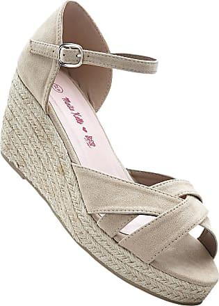 Sandalo con zeppa (Arancione) - bpc selection Ebay Para La Venta kS32KPwu