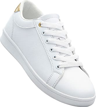 Sneaker Smiley (Bianco) - RAINBOW