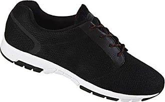 Boras Shadow Sneaker Freizeit Schuh Sport Outdoor Fitness Schnürer schwarz 41