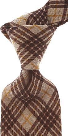 Ties On Sale, Maroon, Wool, 2017, one size Borrelli Napoli