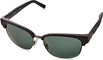 BOSS Orange Unisex-Adults 0196/S 1G Sunglasses, Matt Blue 2Pb, 59 Boss Orange by Hugo Boss