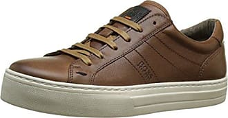 Boss Orange Saturn_lowp_tbpf, Zapatillas para Hombre, Marrón (Medium Brown 210), 40 EU