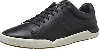 Stillnes Tenn Ltpl 10191252 01, Baskets Basses Homme, Noir (001), 39 EUBoss Orange by Hugo Boss
