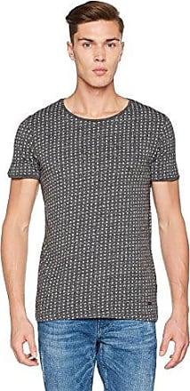 Touching 2, Camiseta para Hombre, Negro (Black 002), Medium HUGO BOSS