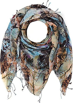 BOSS Casual Womens Nabrush Scarf, Multicoloured (Open Miscellaneous 991), One Size Boss Orange by Hugo Boss