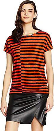 HUGO BOSS Boss Orange Tibow, Camiseta Mujer, Multicolor (Open Miscellaneous), X-Small