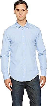 HUGO BOSS Boss Casual Cattitude, T-Shirt à Manches Longues Homme, (Open Blue 460), X-Large