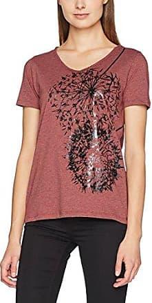 HUGO BOSS Tashirti, Camiseta para Mujer, Gris (Medium Grey 32), Medium