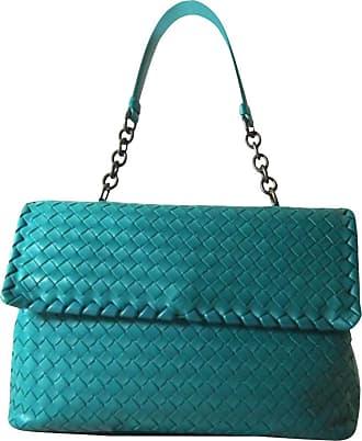 gebraucht - Handtasche - Damen - Ocker - Leder Bottega Veneta