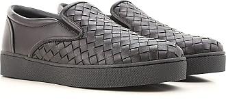 Ballet Flats Ballerina Shoes for Women On Sale, Avio Blue, Leather, 2017, 2.5 3 4 4.5 Bottega Veneta