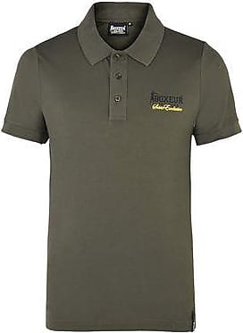POLO SHIRT WITH LOGO ON FRONT AND UNDER COLLAR - TOPWEAR - Polo shirts Boxeur Des Rues