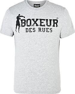 TRAINING DIAGONAL T-SHIRT - TOPWEAR - T-shirts Boxeur Des Rues