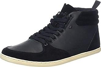 Boxfresh E14624, Basses Homme - Noir - Noir (Schwarz Black), 41 EU