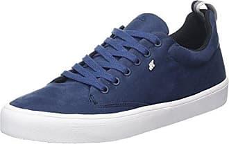 BoxfreshAGGRA FLK Mesh/Sde - Scarpe da Ginnastica Basse Uomo, Blu (Blau (Bold blu/Grey)), 41