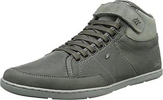 ARCHIT UG WXD CNVS/SDE NVY/MCGRN, Mens Hi-Top Sneakers Boxfresh