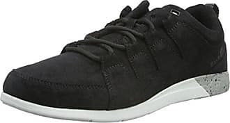 Sparko UG WXD SDE Off WHT/OLV GRN, Mens Low-Top Sneakers Boxfresh
