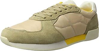 Boxfresh Safdie Sh Sde/Nyl, Sneaker Uomo, Bianco (Wei? Kelp/OGLD), 41 EU