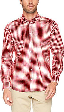 BX_Dries, Chemise Casual Homme, Rouge (Red 44), 46 (Taille du Fabricant: X-Large)Brax