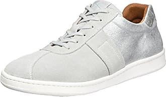 Brax Damen Castania Low Sneaker 703636 03, Beige (taupe combi), 38
