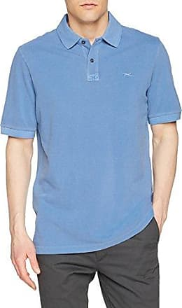Style.Pele 28-5707, Polo Para Hombre, Rot (Sorbet 47), Small Brax