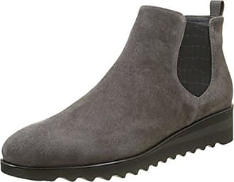 Womens Shua_181035 Chelsea Boots, Grey, 4.5 UK Think