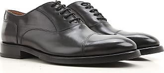 Lace Up Shoes for Men Oxfords, Derbies and Brogues On Sale, Brown, Leather, 2017, 7.5 8 9.5 Breco's