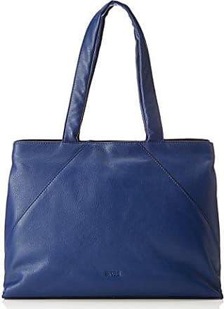 Damen Port Royal, Icon Bag M W18 Henkeltasche, Violett (Port Royal), 27x11x32 cm Bree