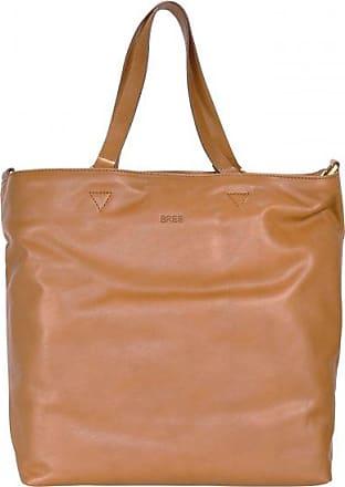 Bree Stockholm 44 Mini Bag Sac à main porté à l'épaule cuir 20 cm nature