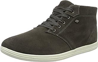 Calix, Chaussons Montants Homme, Grau (DK Grey/Black), 44 EUBritish Knights