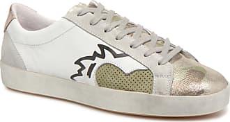 Bchristiex2 - Chaussures De Sport Pour Les Femmes / Bronx Blanc