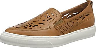 BmecX, Chaussures à Lacets Femme - Marron - Braun (986 Tan), 36Bronx