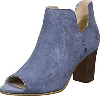 Indira, Bottes Courtes Femme - Bleu - Blau (Navy 78), 36Bronx