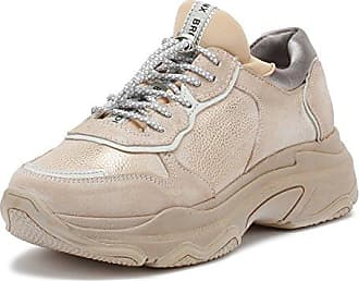 Damen Schwarz Baisley Chunky Sneakers-UK 7 Bronx