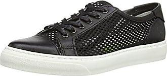 Voyager, Baskets Hautes Femme, Noir (Black 01), 40 EUBronx