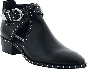 Bronx - Stiefeletten mit Cutouts - Boots - schwarz