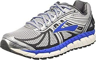 Brooks Dyad 9, Chaussures de Running Compétition Homme, Gris (Asphaltelectric Blue B 1d038), 40.5 EU