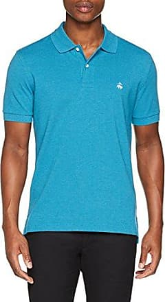 Brooks Brothers 100096615-300, Polo Homme, (Green 300), M