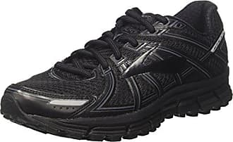 Adrenaline GTS 16 - Scarpe da Corsa Donna, Colore Nero (Black/Anthracite), Taglia 38 EU (5 UK) Brooks